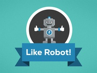 Like Robot: Infographic Animation