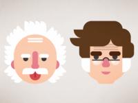 Einstein & Asimov
