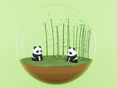 ScenceInOrb   Panda