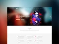 Mug - Creative One Page Multi-Purpose WordPress Theme