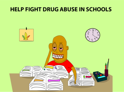 Drug Abuse Campaign 2