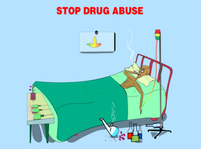 Drug Abuse Campaign 1