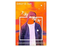 Daily D. 024 // T͞͞H͞͞I͞͞N͞͞K͞͞