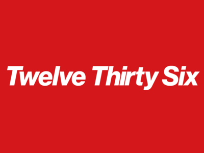 Twelve Thirty-Six Logo