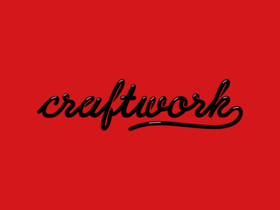Craftwork Logo Design