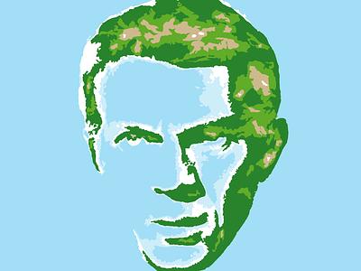 Steve McQueen's Head