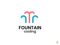 Fountain Cooling logo