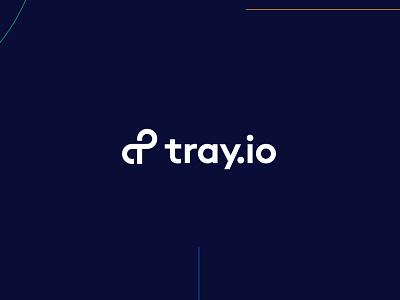 Tray.io Mark Math focus lab grid logo branding logo logo design