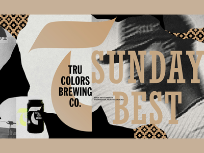 The Narrative blackletter brewery branding agency logo identity identity design branding focus lab