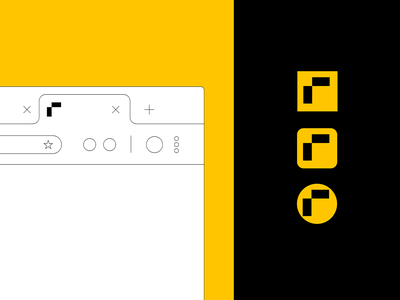 A2 B1 favicon app icon logo identity logo design identity design branding focus lab
