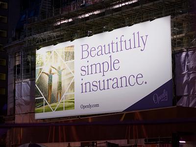 Modern, Effortless, Premium billboard poster visual identity identity design branding focus lab