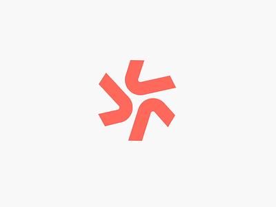 Spark Mark logo logomark logo design branding motion