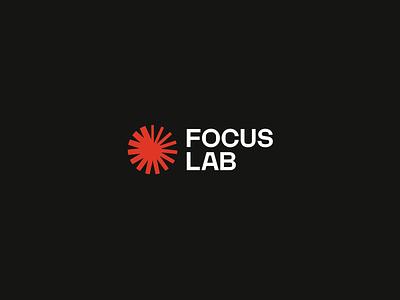 Future in Focus branding agency focus lab brand identity logo design identity design branding