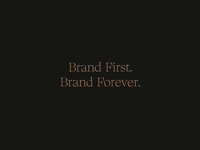 Our Rallying Cry brand design brand identity branding focus lab