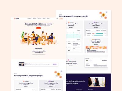 Trusted, Progressive, and Charming interactive brand development brand identity web design website ui identity branding