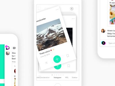 App Design 📱 identity design branding product design user experience user interface design user interface ui ios app design messaging app design ios design ios