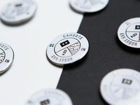 Cahoots Pin