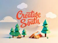 Creativesouth header