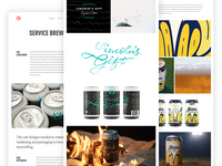 Service Brewing Case Study