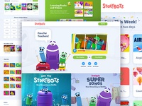 StoryBots Interface