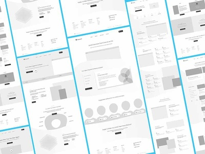Outreach Wireframing