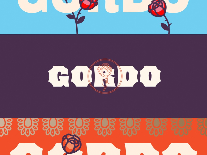 Gordo Logotype Exploration