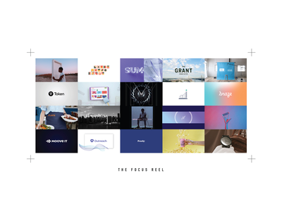 Focus Lab Agency Reel videography identity design brand design motion design agency reel video reel brand reel branding agency focus lab