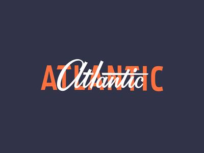 Altantic Logotype