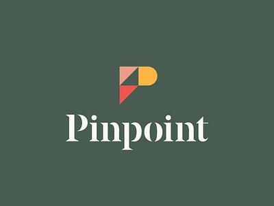 Pinpoint Case Study Live logotype identity branding focus lab