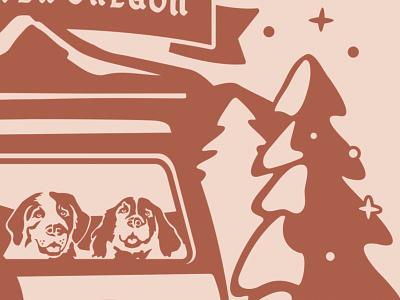 Doug's HR Pup Exploration design vector illustration