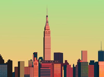 Golden Hour NYC