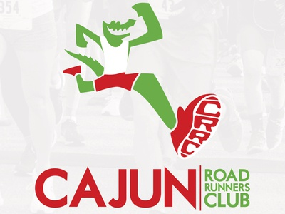 CAJUN ROAD RUNNERS CLUB - Logo Design