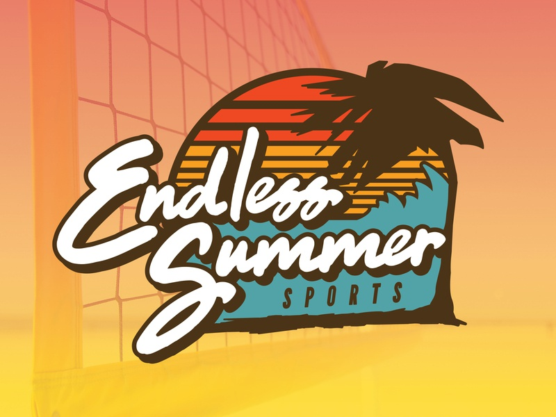 ENDLESS SUMMER SPORTS - Logo Design