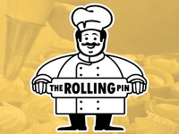 THE ROLLING PIN - Logo Design