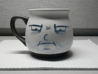 What day of the week is it? Mug
