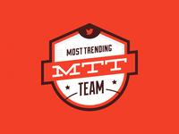 Most Trending Team Logo
