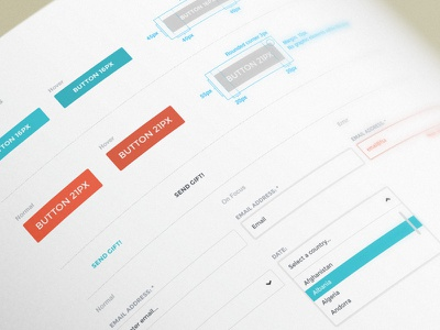 Ui Guidelines guidelines flat ui form elements