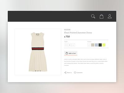 Product Detail product detail ecommerce women marketplace entrepreneurs impressionists