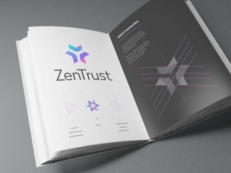Zentrust book