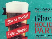 iMarc Holiday Invitation