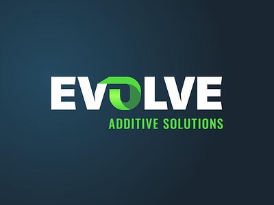 Evolve identity creative strategy logo branding