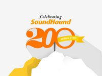SoundHound 200 Million Users