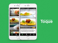 Toque - chef quality recipes
