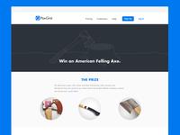 Plangrid - Win an American Felling Axe
