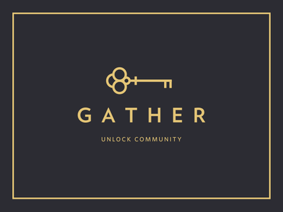 Gather key unlock community gather