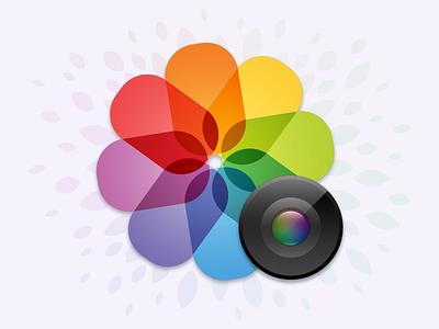 Photos os x mac system replacement icon iphotos photos