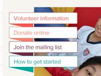 Pro bono site refresh