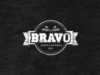 Branding - Bravo Burger & Beer