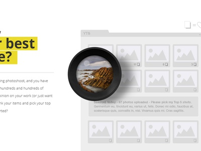 Yts Your Top Shots By Marcelo Zacarias On Dribbble