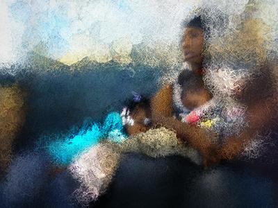 Mother by Steve Barrett on Dribbble